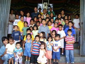 Children from Palaua